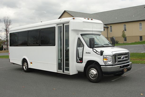 18 Passenger Party Bus  mobile
