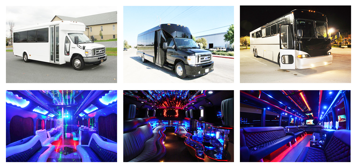 Original Party Buses mobile